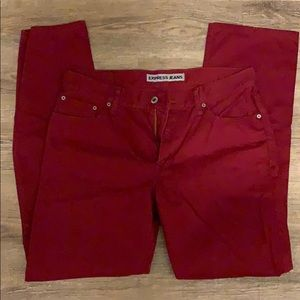Express Jeans Kingston Classic Fit Straight Leg